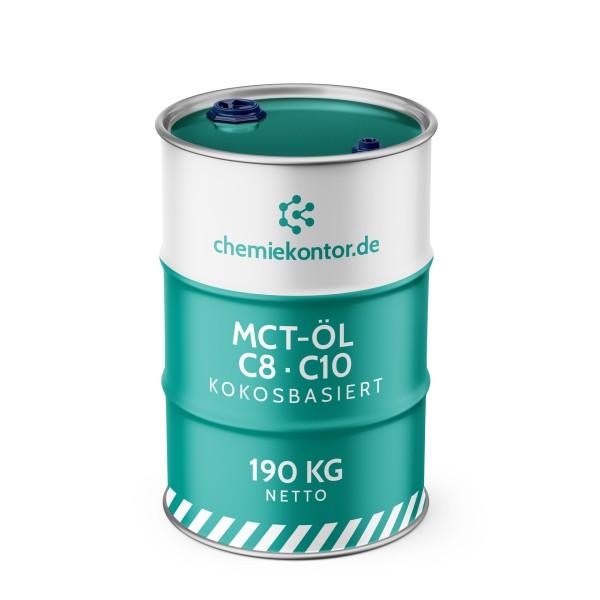 MCT-Öl C8/C10, 70/30 %, kokosbasiert
