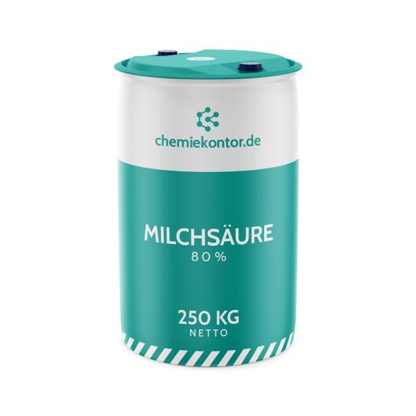 Milchsäure, 80% (E 270)