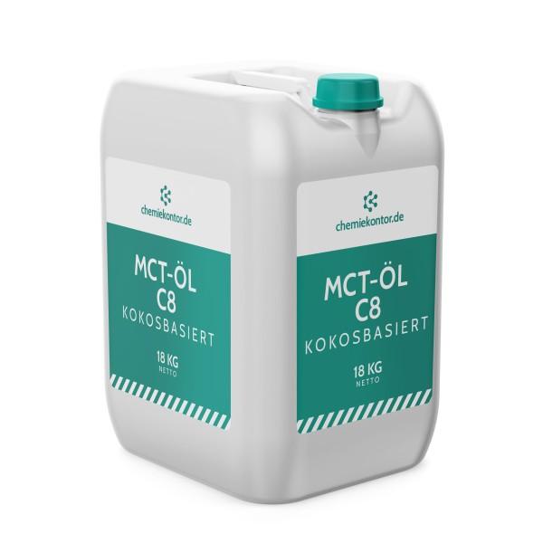 MCT-Öl C8 100 %, kokosbasiert