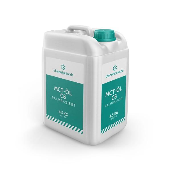 MCT-Öl C8, 100 %, palmkernbasiert